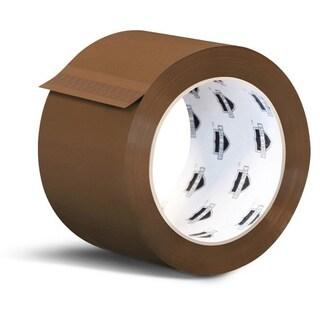3240 Rolls Brown Tan Carton Sealing Packing Tape Shipping 2-inch x 110 Yards 2 Mil