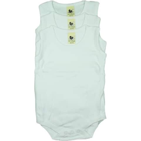 Soft N Snuggly Infant Toddler Bodysuits (Set of 3)