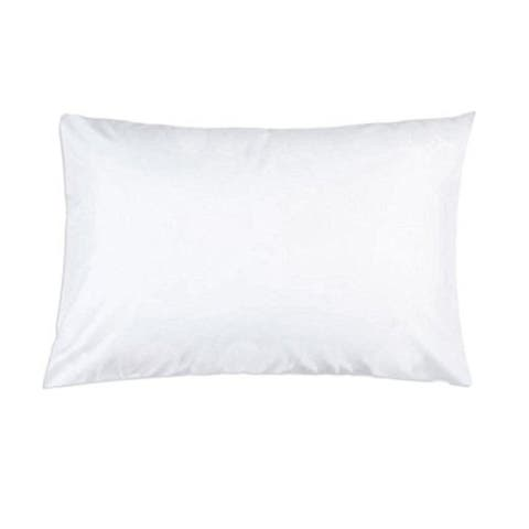 Bon Bonito Pillow Case Allergy and Bed Bug Control Zippered Pillow Protectors (Set of 2)