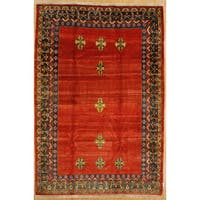 Persian Nomadic Woven Area Rug