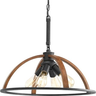 Progress Lighting P5168-71 Trestle 4-light Pendant