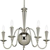 Progress Lighting P4713-104 Identity 5-light Chandelier