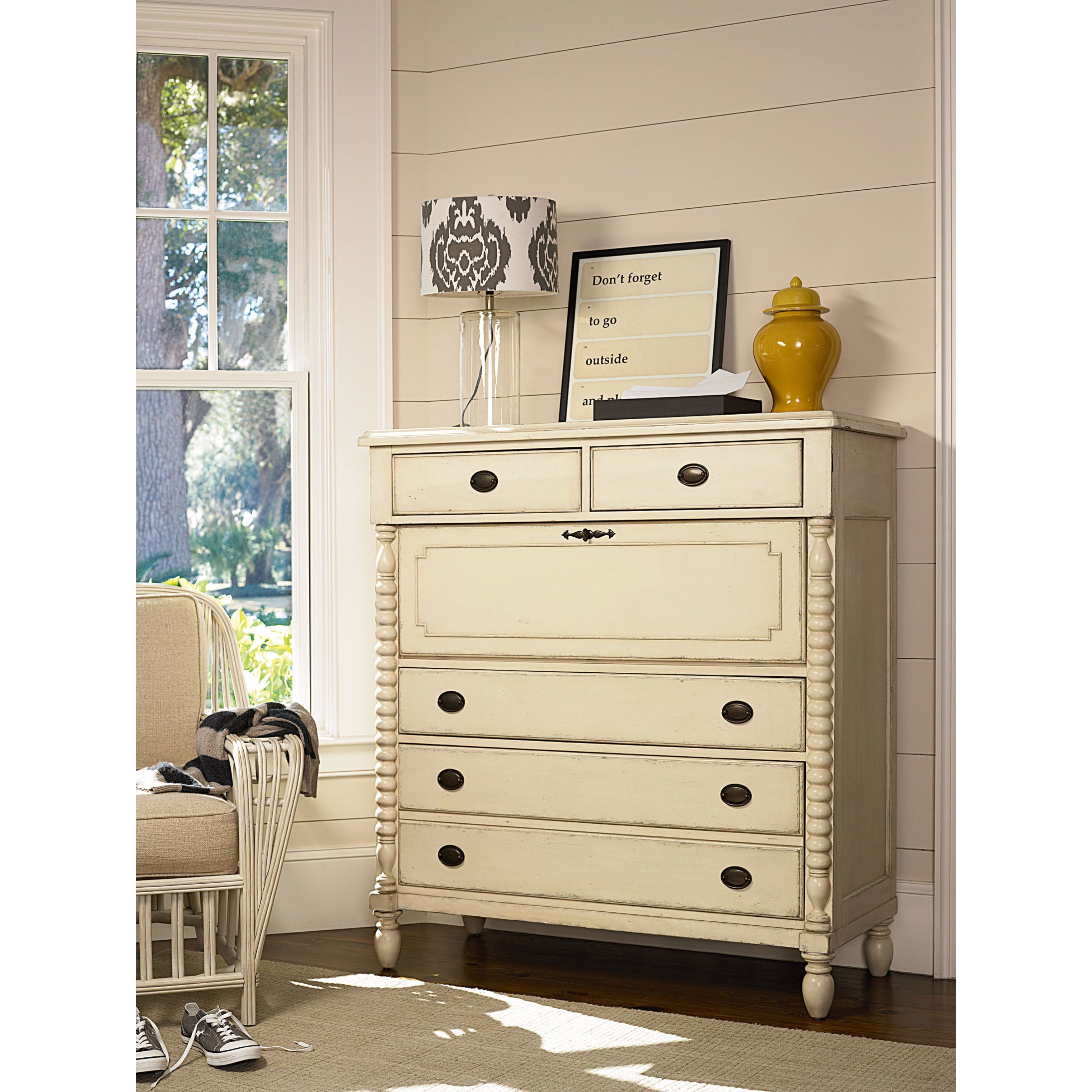 Image of: Shop Black Friday Deals On Paula Deen Home River House Corrie S Dressing Chest Overstock 11623444