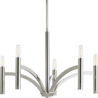 Progress Lighting P4718-104 Draper 5-light Chandelier