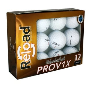 Titleist Pro VX Refinished Grade A Golf Balls