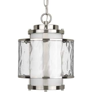 Buy ceramic ceiling lights online at overstock our best progress lighting p5589 09 bay court 1 light hanging lantern aloadofball Image collections