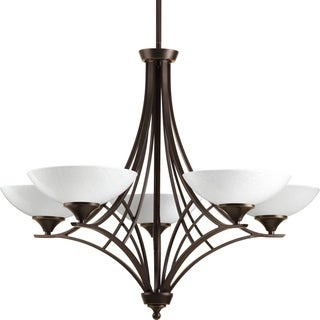 Progress Lighting P4702-20 Prosper 5-light Chandelier