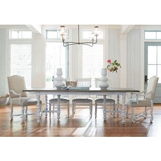 Paula Deen Kitchen Table Paula deen kitchen dining room tables for less overstock dogwood dinner table workwithnaturefo