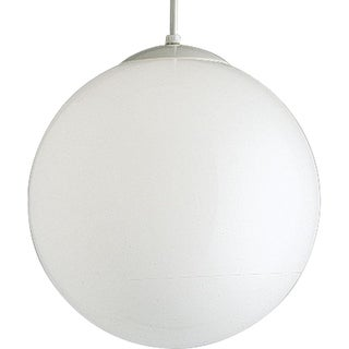Progress Lighting P4406-29 Opal Globes 1-light Pendant