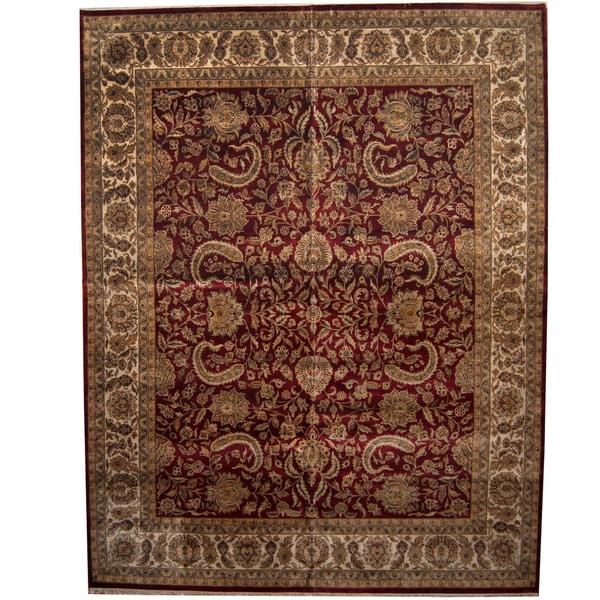 Handmade Indian Persian Rugs: Shop Handmade Herat Oriental Indo Persian Khorasan Wool