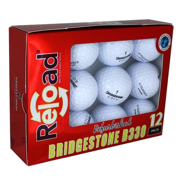 Bridgestone B330 RX Refinished Grade A Golf Balls