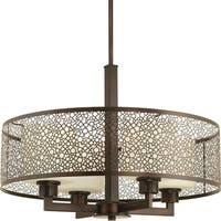 Progress Lighting P5156-20 Mingle 4-light Pendant med