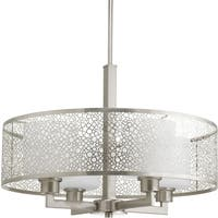 Progress Lighting P5156-09 Mingle 4-light Pendant med