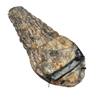 Klymit KSB 20 Synthetic Sleeping Bag Realtree Xtra
