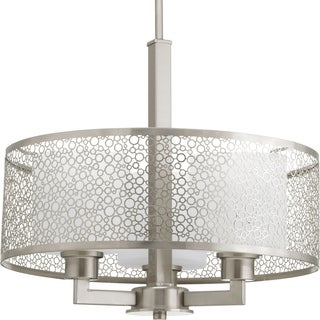 Progress Lighting P5155-09 Mingle 3-light Small Pendant