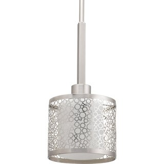 Progress Lighting P5038-09 Mingle 1-light Mini-pendant