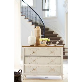 Moderne Muse Bedside Chest in Multiple Finishes