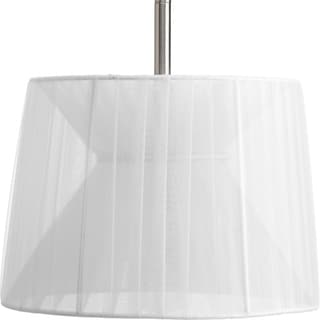 Progress Lighting P8928-01 Markor Fabric Shade 9-inch