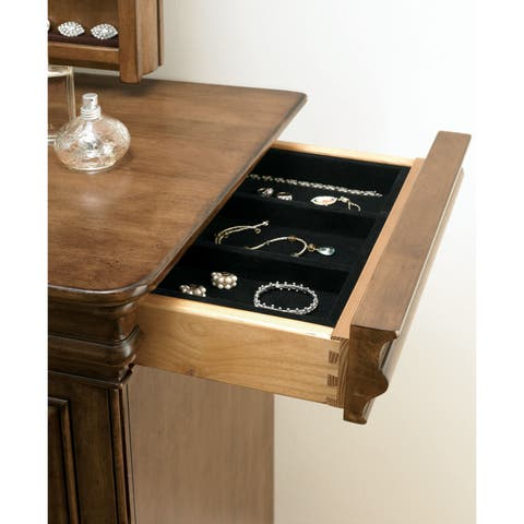 Pennsylvania House Cognac Drawer Dresser