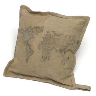 World Pillow