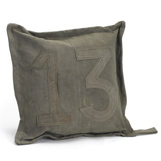 Hip Vintage #13 Gypsy Throw Pillow