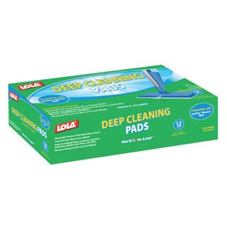 Lola Deep Cleaning Pad Refills (144 Pads)