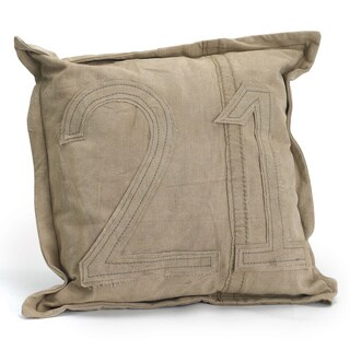 Hip Vintage #21 Gypsy Throw Pillow