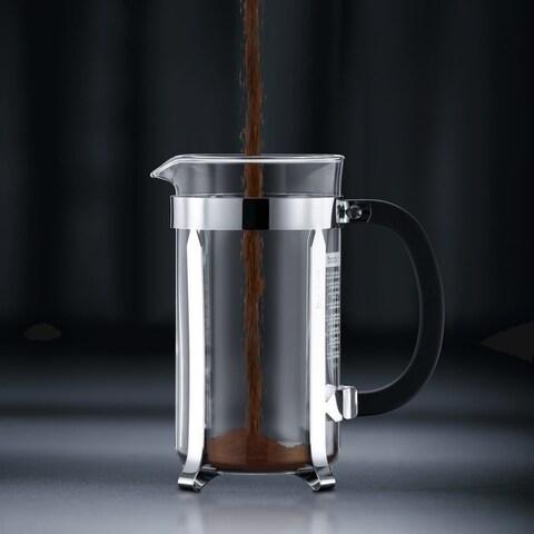 Bodum 1932-16US4 Chambord Chrome 51 Ounce French Press Coffee Maker