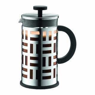 Bodum 11195-16US Eileen Chrome 8 Cup French Press Coffeemaker