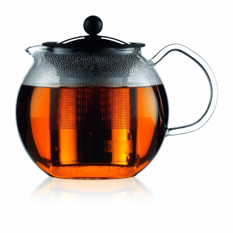 17-Ounce by Bodum Bodum Assam Tea Press with Stainless Steel Filter