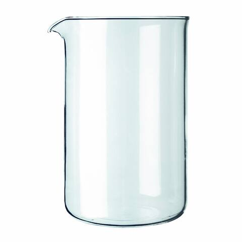 Bodum SPARE BEAKER Replacement Glass 1.5L, 51oz Spare Glass