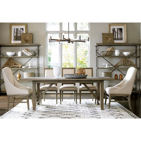 Berkeley 3 Complete Chelsea Kitchen Table in Brownstone Finish