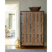 Moderne Muse Libations Locker in Multiple Finishes
