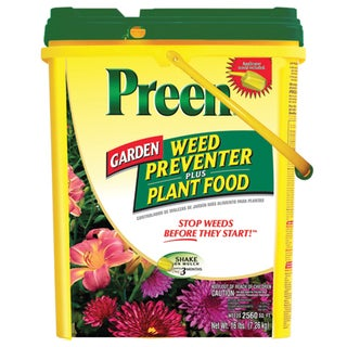 Weed Preventer Plant Food