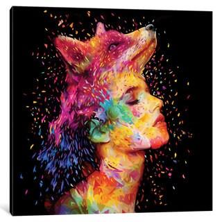 iCanvas 'Symbiosis' by Alessandro Pautasso Canvas Print