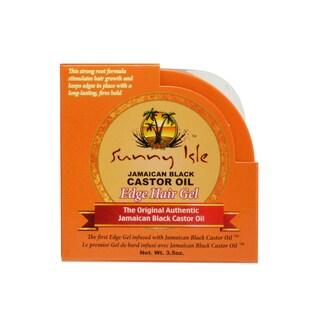 Sunny Isle 4.3-ounce Jamaican Black Castor Oil Edge hair Gel