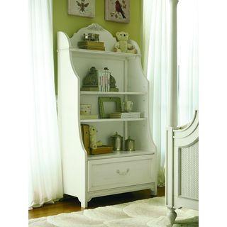 Gabriella Bookcase in Lace Finish