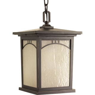 Progress Lighting P6552-20 Residence 1-light Hanging Lantern 8-inch