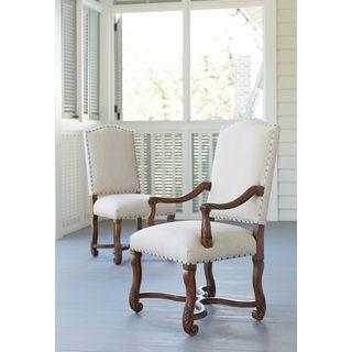 Dogwood Paula & Michael's Host & Hostess Chair in Low Tide Finish|https://ak1.ostkcdn.com/images/products/11624412/P18559649.jpg?_ostk_perf_=percv&impolicy=medium