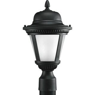 Progress Lighting P5445-3130k9 Westport LED 1-light Post Lantern 9-inch with AC LED Module