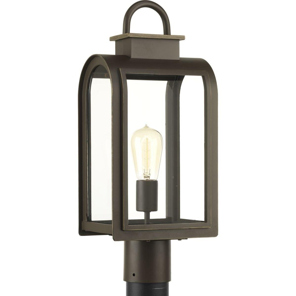 Progress Lighting P6431-108 Refuge 1-light Post Lantern (...