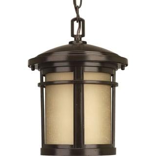 Progress Lighting P6524-20 Wish 1-light Hanging Lantern 9-inch