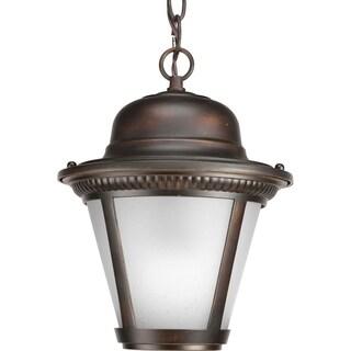 Progress Lighting P5530-2030k9 Westport LED 1-light Hanging Lantern 9-inch with AC LED Module
