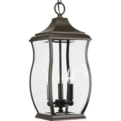 Progress Lighting P5504-108 Township 3-light Hanging Lantern