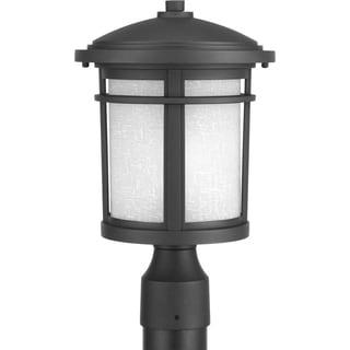 Progress Lighting P6424-3130k9 Wish LED 1-light LED Post Lantern with AC LED Module