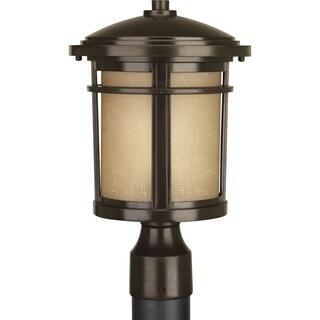 Progress Lighting P6424-2030k9 Wish LED 1-light LED Post Lantern with AC LED Module