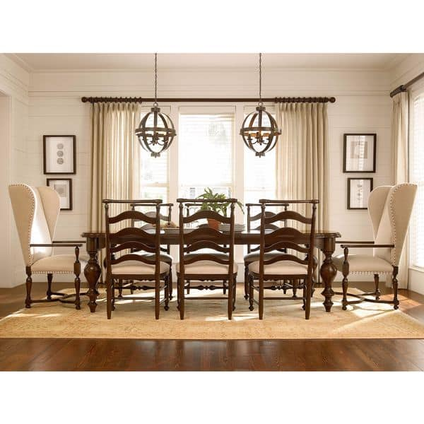 Shop Paula Deen Home River House Dining Table Free Shipping Today