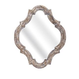 "Sealy Vintage Mirror (27""h x 22.25""w x 1.75"")"