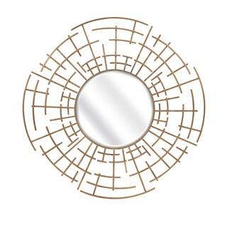 """Estaire Dimensional Wall Mirror (42""""d x 1.25"""")"""