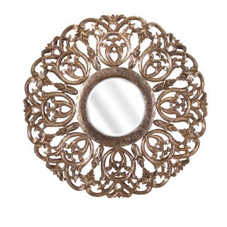 Warman Carved Wood Mirror (30d x 1)|https://ak1.ostkcdn.com/images/products/11624845/P18560019.jpg?impolicy=medium
